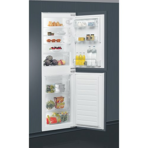 Whirlpool ART4500A+ Built In Fully Integrated Fridge Freezer - 264l Total Capacity, 54 cm Width, Energy Class A+