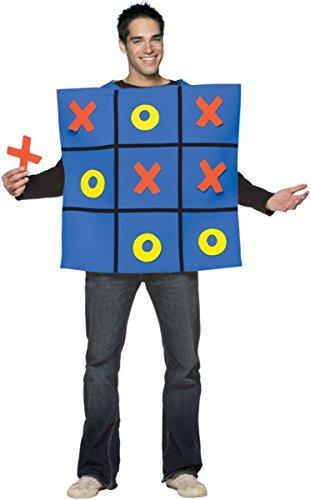 Morri (Tic Tac Toe Halloween Costume)