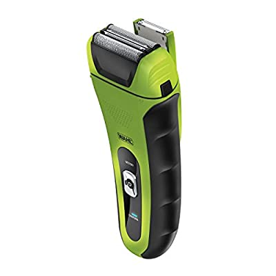 Wahl LifeProof Foil Shavers for Men, Electric Razors, Rechargeable WaterProof Wet/Dry Lithium ion with Precision Trimmers for Beard Shaving and Trimming, by the Brand used by Professionals