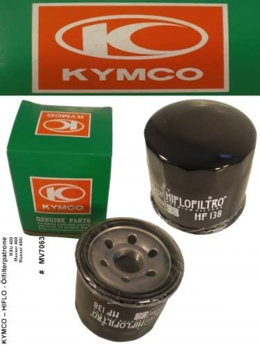 Original Kymco /Ölfilter Quad ATV MXU 401