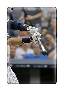 Timothy Buck Balls's Shop 7111175J83009207 Slim Fit Tpu Protector Shock Absorbent Bumper Derek Jeter Baseball Case For Ipad Mini 2