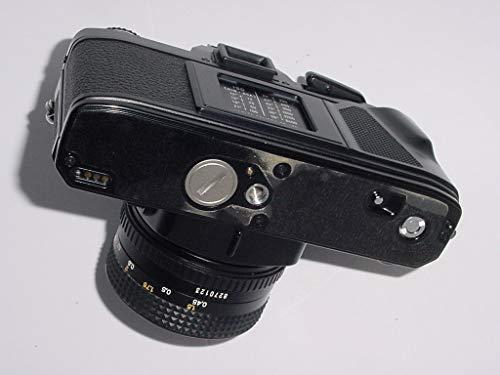 Minolta X-700 Film Camera And A 50mm f/1.7 Manual Focus Lens