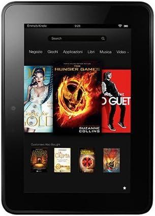 Kindle Fire HD reacondicionado certificado - nuestro tablet más ...