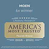 Moen DN6886BN Sage Single Post Bathroom Hand Towel
