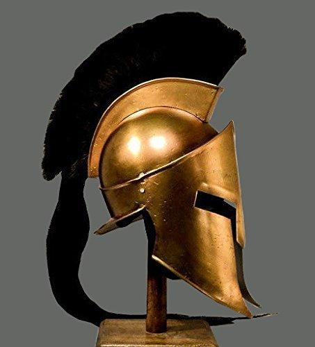 King Spartan 300 Movie Helmet (King Leonidas) by Historicks ()