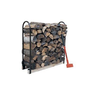 Ironton Steel Wood Rack Log Storage Crib by Ironton