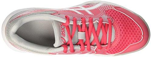 Grey De Asics Gel Rouge Chaussures gris Task blanc Redwhitemid Clair 1901 Femme Volleyball rouge Vif rOrwqtU