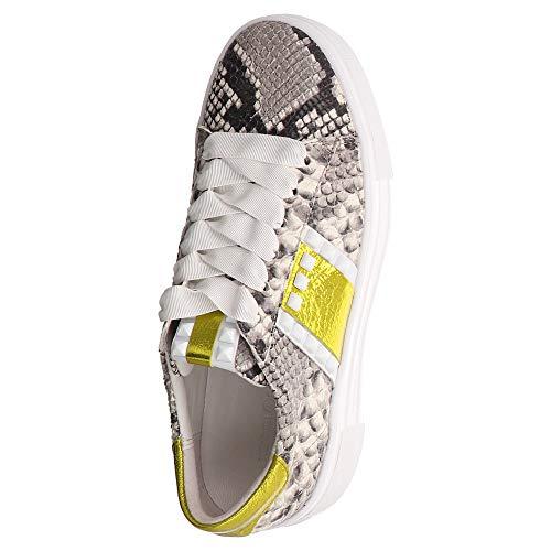 Eu Schmenger Und Donna Grigio grau 23740 40 Sneaker 5 Kennel 696 91 Schuhmanufaktur Grau OR1pxwq