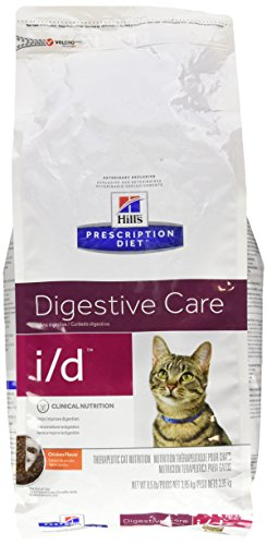 Hill's Prescription Diet i/d Gastrointestinal Health Dry Cat Food 8.5lb