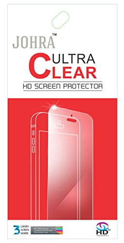 Johra Clear HD Screen Scratch Protector for Samsung Galaxy S7