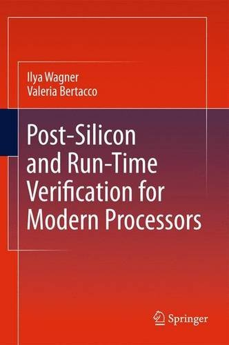 Download Post-Silicon and Runtime Verification for Modern Processors Pdf