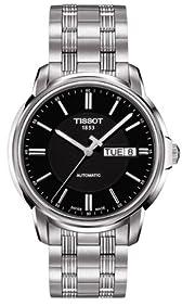 Tissot Men's T0654301105100 Automatics III Stainless Steel Watch