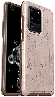 OtterBox SYMMETRY CLEAR SERIES Case for Galaxy S20 Ultra/Galaxy S20 Ultra 5G - SET IN STONE (STONE RED/ROSE GO