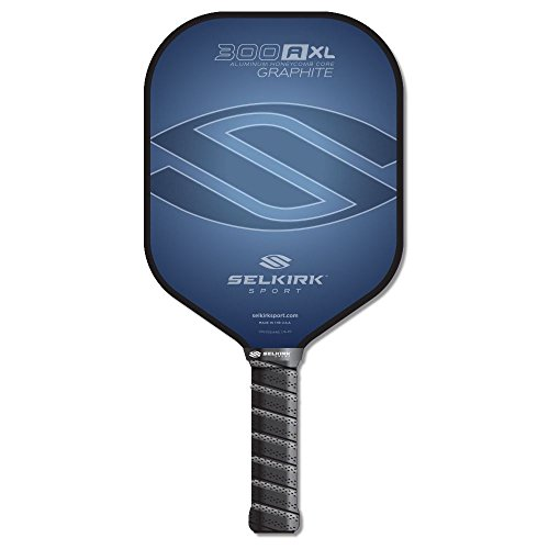 Selkirk SEL300-01 Aluminum Honeycomb Core Graphite Paddle, Blue by Selkirk