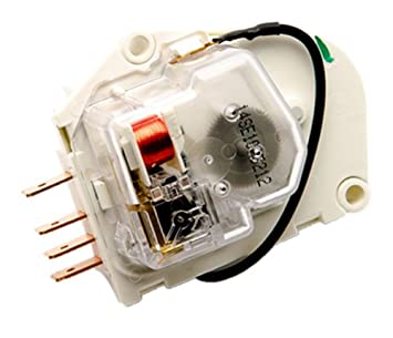 amazon com whirlpool 482493 defrost timer for refrigerator home whirlpool 482493 defrost timer for refrigerator