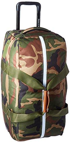 Herschel Supply Co. Wheelie Outfitter Duffle Bag, Woodland Camo
