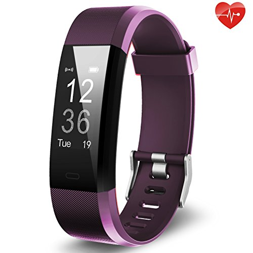 Fitness Tracker YuanGuo YG3 Plus Activity Tracker Sports Watch Smart Bracelet Pedometer...