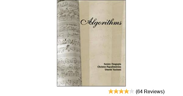 Algorithms sanjoy dasgupta algorithms christos h papadimitriou algorithms sanjoy dasgupta algorithms christos h papadimitriou algorithms umesh vazirani algorithms 9780073523408 amazon books fandeluxe Image collections