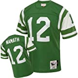 New York Jets Mitchell & Ness 1968 Joe Namath #12 Replica Throwback Jersey (L)