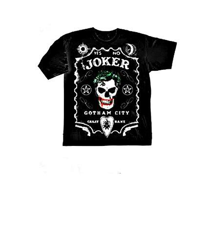 5594fdd96c7ff DC Comics Joker Ouija T-Shirt (Medium) - Buy Online in UAE ...
