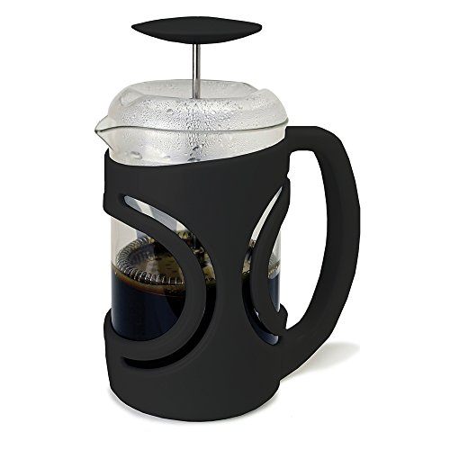 Primula Glass Top (Primula IM Press 8-Cup Coffee Press, Black)