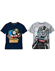 Nickelodeon Toddler Boy's Thomas and Friends 2 Pack T-Shirts