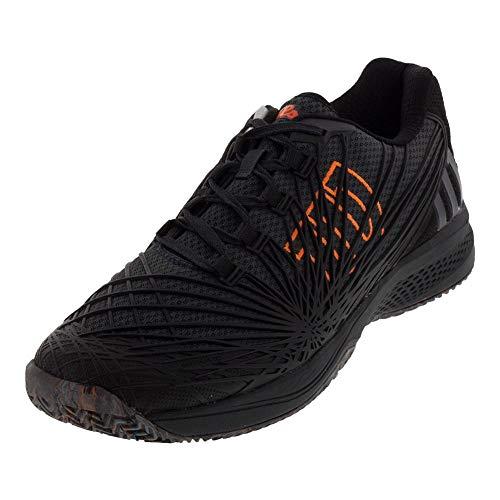 0 SFT Tennis Shoe (Ebony/Black/Shocking Orange, 11 M US) ()