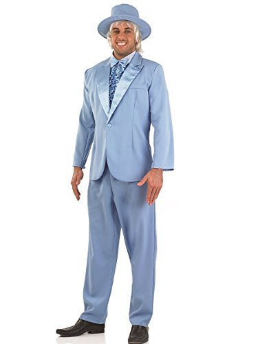 Fun Shack Dumb & Dumber Harry Dunne Christmas Tuxedo Costume - LARGE by Fun Shack -