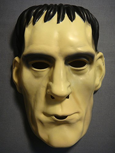 [The Addams Family Lurch / Frankenstein PVC Mask Child Size Rubies Halloween Dress Up] (Lurch Costumes)