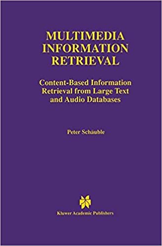 Book Multimedia Information Retrieval (The Springer International Series in Engineering and Computer Science)