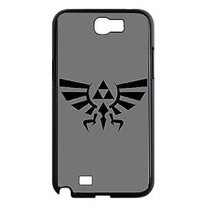 Legend of Zelda Samsung Galaxy N2 700 Cell Phone Case Black JR5214289