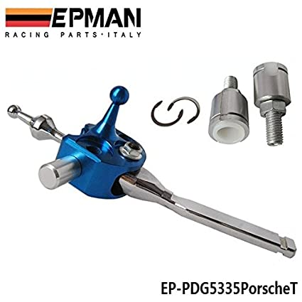 EPMAN Short Shifter Quick Gear Shifter Kit Quicker Shift For Porsche 911/996 Turbo AWD