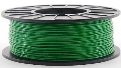 DeltaMaker Light Green 1.75mm 1kg PLA Filament for 3D Printers