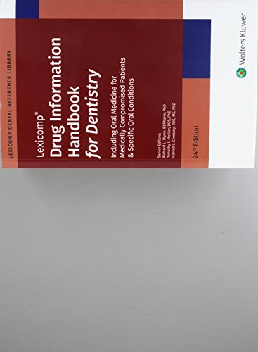 !B.E.S.T Drug Information Handbook for Dentistry<br />WORD