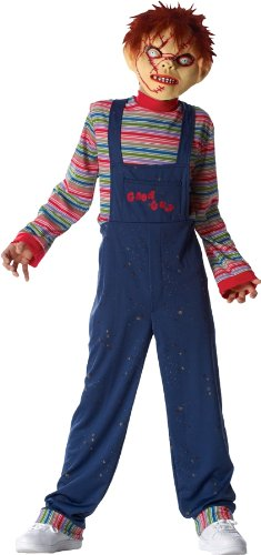 [Chucky Costume - Medium/Large] (Chucky Costumes For Children)