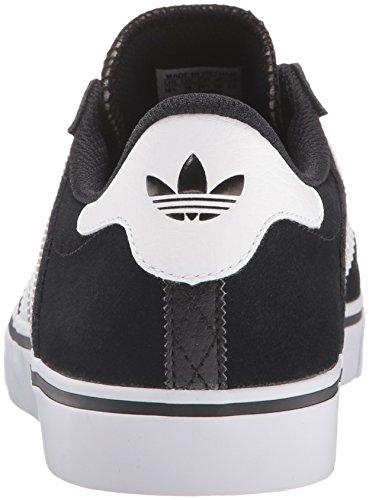 Adidas Performance Heren Seeley Premiere Fashion Sneaker Zwart / Wit / Wit