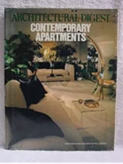 Contemporary Apartments (The Worlds Of Architectural Digest)
