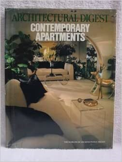 contemporary apartments the worlds of architectural digest paige