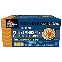 Mountain House 2-Day Emergency Food Kit