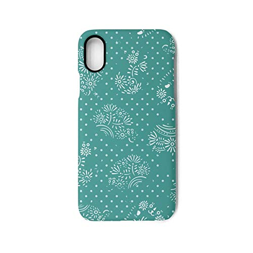 Hiunisyue iPhone X Case animal hedgehog outline Shock Absorption Technology Bumper Soft TPU Cover Case for iPhone X ()