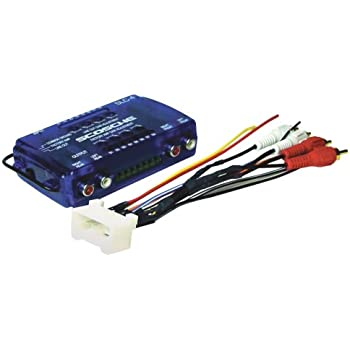gm ribbon style harness  amazon com scosche radio wiring harness for 2000  up