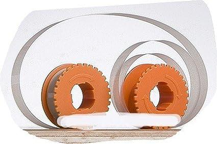 Korrekturband Lift-Off f/ür Olympia Monica 6 St/ück kompatibel f/ür Monica Marke Faxland