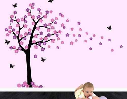 nursery-cherry-blossom-tree-flower-flowers-room-house-wall-sticker-art-murals-stickers-decal-decor-r