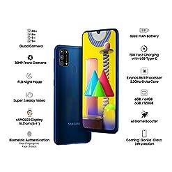Samsung Galaxy M31 (Ocean Blue)