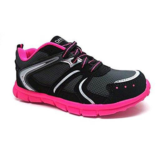 (Danskin Now Girl's Lightweight Cross-Training, Running Shoe (5))