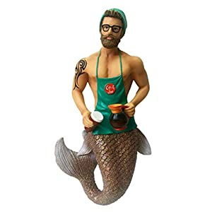 41GpEKspCQL._SS300_ Mermaid Home Decor