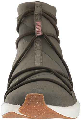 Rope Fierce Donna Puma whisper Olive Velvet White Rope Night POqAv5Fwx