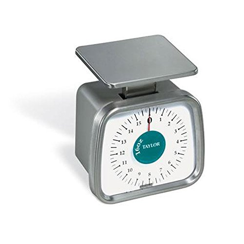 Taylor Precision Products Compact Analog Portion Control Scale (16-Ounce) ()
