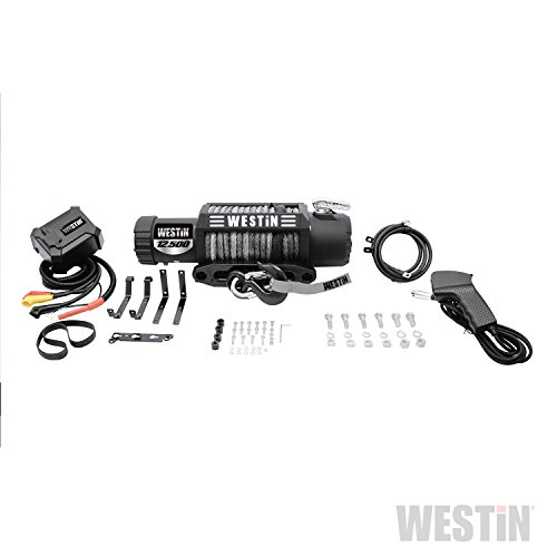 Westin Automotive Products 47-2109 Black Off-Road 12.5S Waterproof Winch