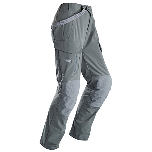 Sitka Gear Men`s Timberline Pant, 37, LEAD
